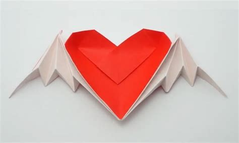 Valentines Day Origami - 10 easy last minute origami projects for s day