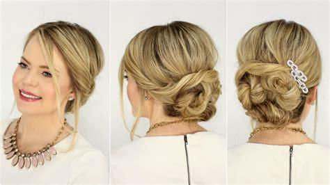 wedding updo braid soft braided updo missy sue youtube soft twisted updo prom hairstyle missy sue youtube
