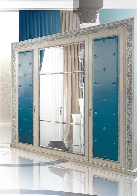 armadi di lusso armadio classico di lusso in legno intagliato a mano