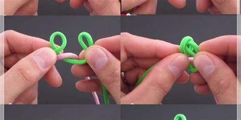 membuat gelang tali kur 2 cara membuat gelang dari tali kur beserta videonya