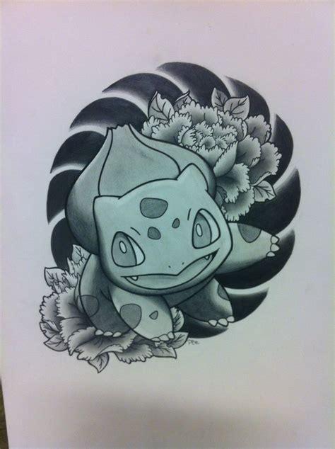 bulbasaur tattoo fuckyeahtattoosmy bulbasaur pictures anime