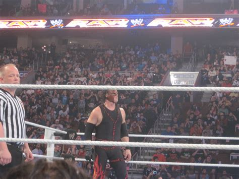 kane bench press recap of insufficientscotty goes to wwe raw part 2