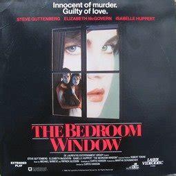 the bedroom window 1987 amazon com the bedroom window laserdisc not a dvd