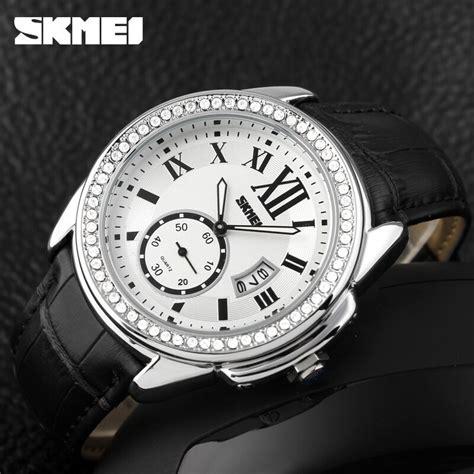 Jam Tangan Wanita 1281 Silver Analog skmei jam tangan analog wanita 1147cl silver black