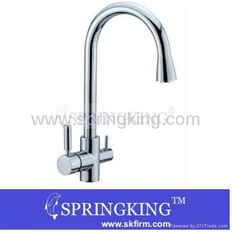 2011 New Style Brass 3 Way Faucet Kitchen   SK 3310