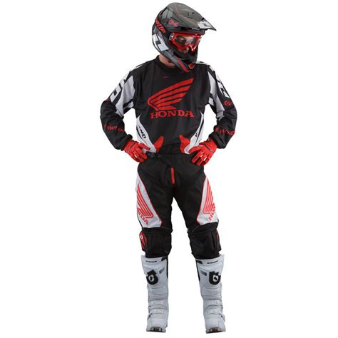 honda motocross gear one industries 2013 carbon honda motocross jersey