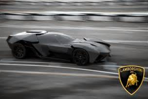 Lamborghini Ankonian Concept German Student Presents 2016 Lamborghini Ankonian Concept