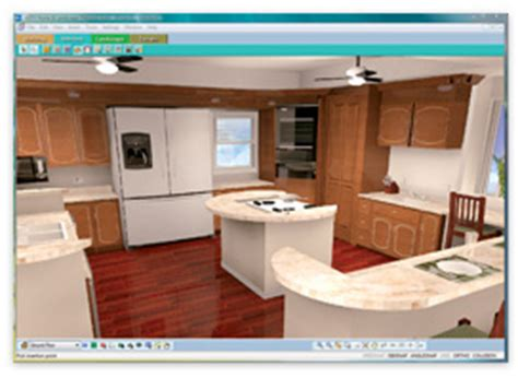 3d home design software virtual architect