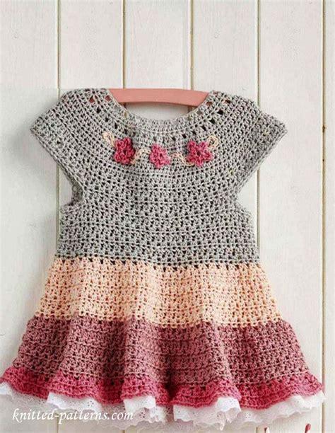pattern crochet dress girl free crochet dress pattern ƭɽღ https www pinterest com