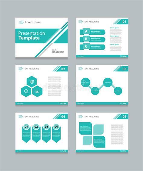 business vector template presentation slides background