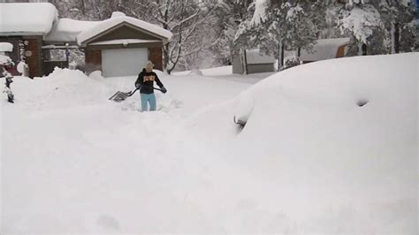 Records Erie Pa Erie Pa Receives Record 5 Of Snow With More To Come Democracy Now