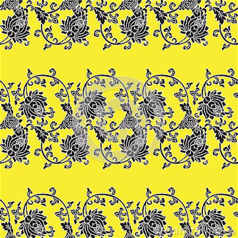 chinese pattern fabric vector chinese traditional seamless pattern with flowers stock