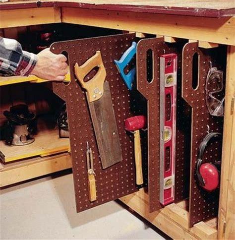 Garage Shovel Storage Ideas Clever Garage Storage And Organization Ideas Hative