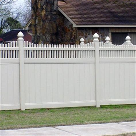 lowes vinyl fence panels with different colors options buy lowes vinyl fence panels vinyl
