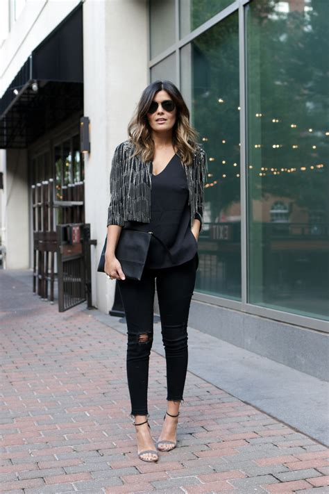 Mba To Distressed by Fringe Jacket A Giveaway Style Mba