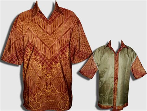 Kemaja Batik Bp3663 Size L Kemaja Batik Pria 05 Rp 40 000 Wannaputrablog Wannaputra
