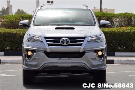 All New Fortuner Air Scoop Colour By Request brand new 2017 left toyota fortuner white for sale stock no 58643 left used cars