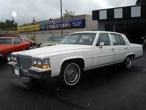 1989 Cadillac Brougham D Elegance For Sale 1989 Cadillac Fleetwood Brougham D Elegance