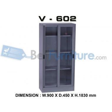 Lemari Vip 602 vip v 602 murah bergaransi dan lengkap belifurniture