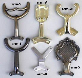 blade arms ceiling fans