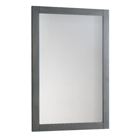 Home Depot Bathroom Mirror Framed Bathroom Mirrors Bath The Home Depot