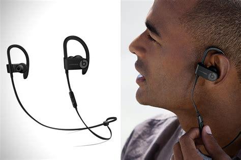 Powerbeats3 Wireless Sport Earphone Yellow ausinės powerbeats3 wireless earphones shock yellow varle lt