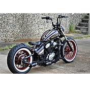 MAXIMES BOBBER  HOUSTON RETRO BOBBERS Custom Motorcycle
