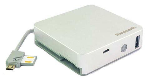 Power Bank Panasonic price shop panasonic smart power bank 5200 mah silver