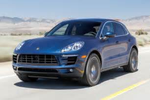 Macan S Porsche Porsche Macan S Receive An Update To Become Faster
