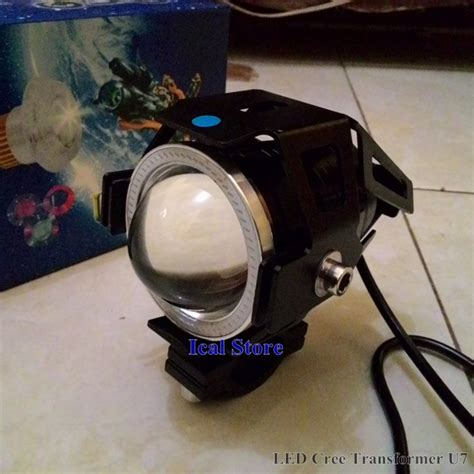Lu Sorot U7 Transformers lu led cree transformer u7 with