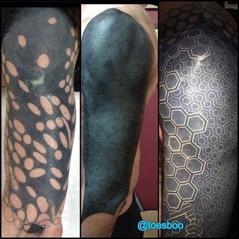 3d tattoo tony booth this 3d arm tattoo is melting my mind 171 twistedsifter