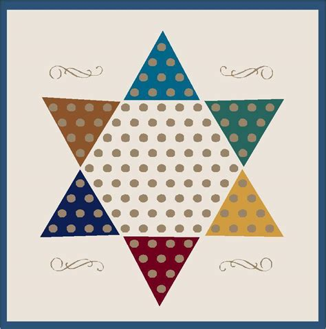 checkers board template primitive stencil checkers 12x12 007 mil free