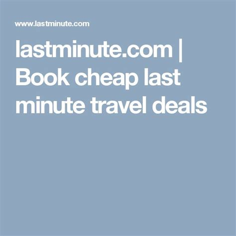 17 best ideas about cheap last minute flights on travel deals all inclusive