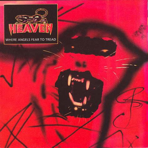 heaven where angels fear to tread hq classic album from the rockbrat collection heaven where