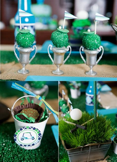 golf themed decorating ideas s day ideas a green blue argyle golf par