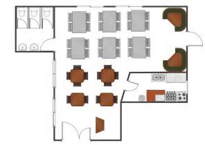 Restaurant Floor Plan Designer by Cafe And Restaurant Floor Plans Cafe Floor Plan Cafe