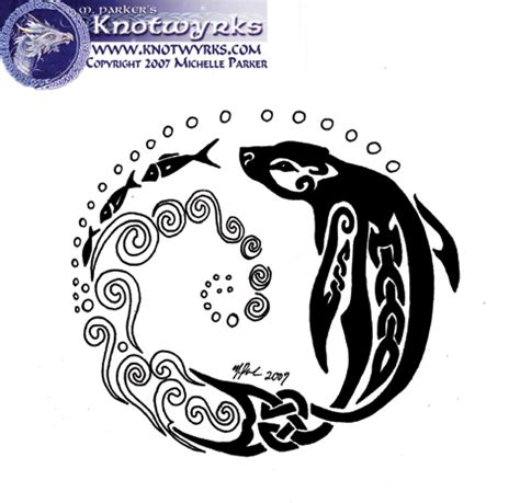 seal knot by mpfitzpatrick on deviantart