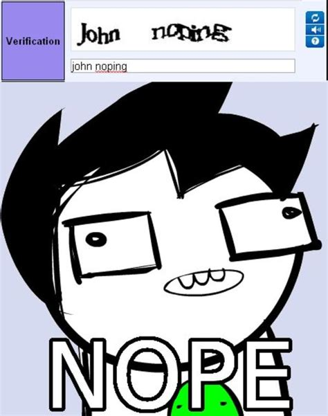 Homestuck Know Your Meme - john quot noping quot homestuck know your meme