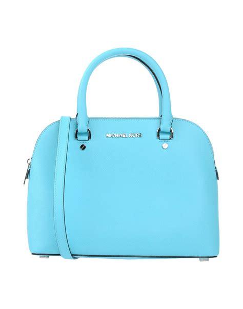 M Hael Kors Bag Blue by Michael Michael Kors Handbag In Blue Lyst