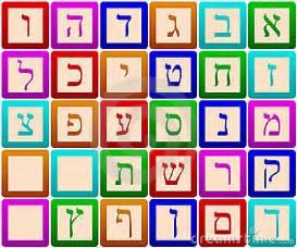 Decorative Clip Art Hebrew Letter Clipart 76