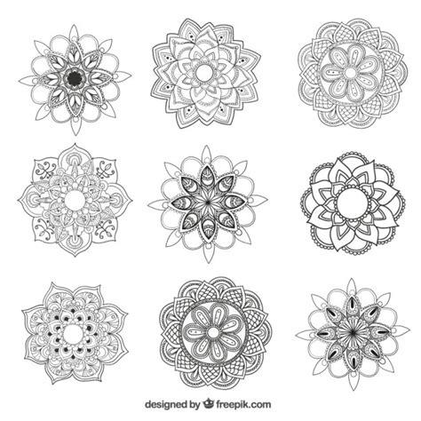 mandala tattoo vector mandala vectors photos and psd files free download