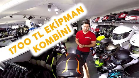 uygun fiyatli motosiklet ekipman kombini tl youtube