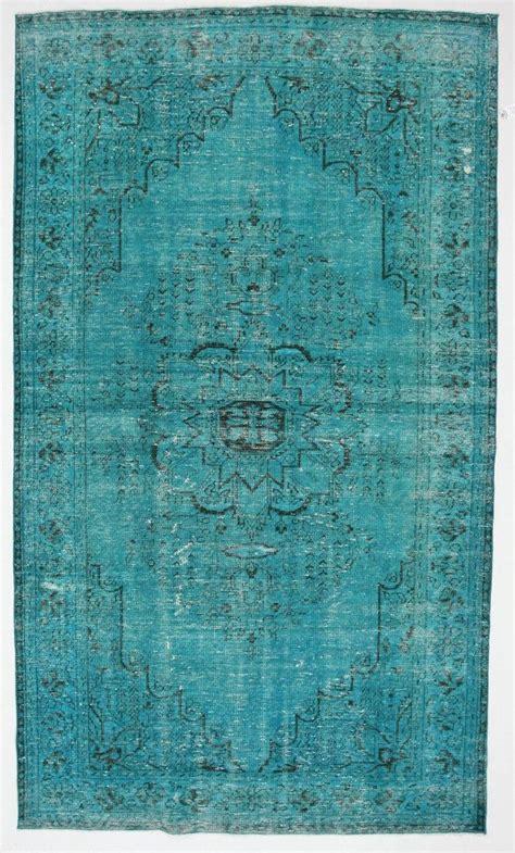 large turquoise rug turquoise large vintage turkish rug