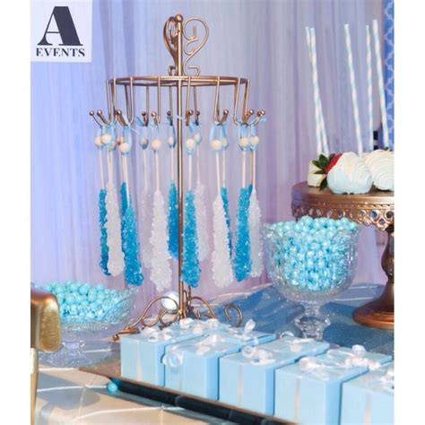 Blue And Gold Baby Shower by Baby Blue And Gold Baby Shower Ideas