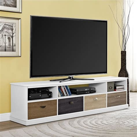 Altra Home Decor by 65 Quot Tv Stand In White 1773096pcom