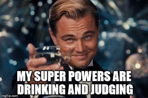 Judging Meme - leonardo dicaprio cheers meme imgflip