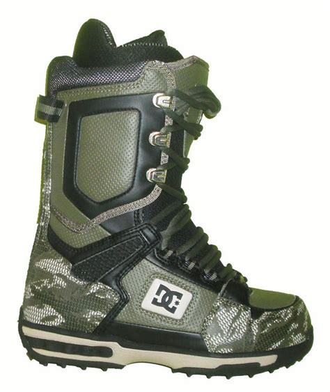 dc balance lace snowboard boots mens size 5 equals womens