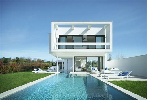 wie einen badezimmer fuã boden plan entworfen moderne villa in catalunya spainien mr goodlife
