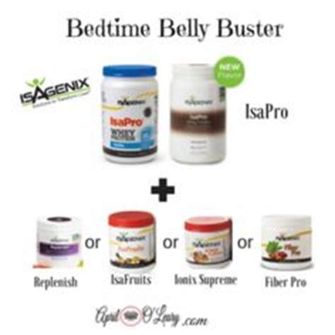 Bedtime Belly Detox by Read More Isagenix And Awesome On