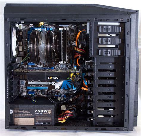 assembling the nzxt tempest 410 elite nzxt tempest 410